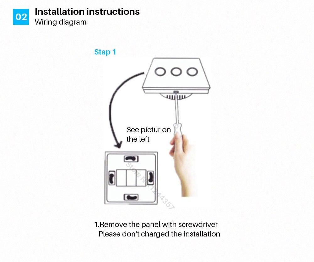 EUUK Standard smart touch switch (12)