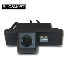 SINOSMART In Stock Car Rearview Reverse Parking Camera for Geely Emgrand ES8 Gleagle GC 313-RV Gleagle GX2 GMC Savana SC6 EC825(China)