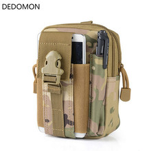 2018 Outdoor Camping Climbing Bag Tactical Military Molle Hip Waist Belt Wallet Pouch Purse Phone Case