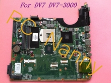 For HP DV7 DV7-3000 Series Intel PM55 motherboard 575477-001 DA0UP6MB6F0 Non-Integrated Tested