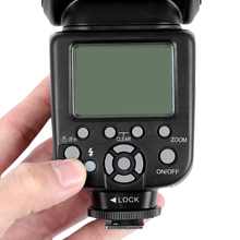New Triopo TR-586EX C TTL / M / MULTI/Wireless Flash Mode Speedlite Speedlight For Canon and For Nikon(China)