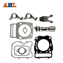 AHL Motorcycle Cam Shaft & Gasket Sets & Exhaust/ Intake Rocker Arms Kits For Polaris SPORTSMAN 500 2X4 4X4(China)