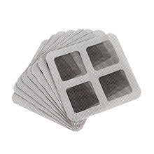15 PCS Window Door Net Mesh Screen Self Adhesive Repair Fixing Patches Stickers for Covering Up Holes Prevent Mosquito Insect(China)
