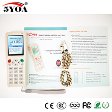 Buy English Version Newest iCopy 3 Full Decode Function Smart Card Key Machine RFID NFC Copier IC ID Reader Writer Duplicator for $148.88 in AliExpress store
