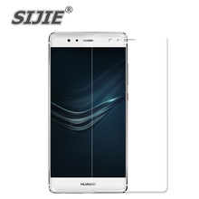 Tempered Glass Film For HUAWEI P8 P9 lite plus P9+ Screen protect for honor 3C 3X 4C 4X 6 7 7i 8 v8 discount 9H phone smartphone