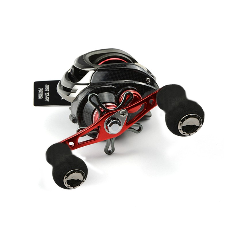 New Water Resistant Carbon Drag Spinning Reel with Large Spool Max Drag Freshwater Spinning Fishing Reel Tackle Tools<br>