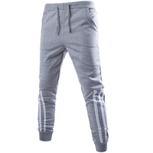 2017 Spring Autumn Summer New Fashion clothing Mens Pants Comfortable Sweatpants Pants Men Sportsman Wear Trousers(China)