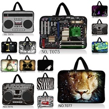 Notebook laptop Sleeve Bag Waterproof Netbook Case For MacBook Air / Pro / Pro Retina 10 13 13.3 15.4 15.6 17.3'' Laptop Bags #(China)