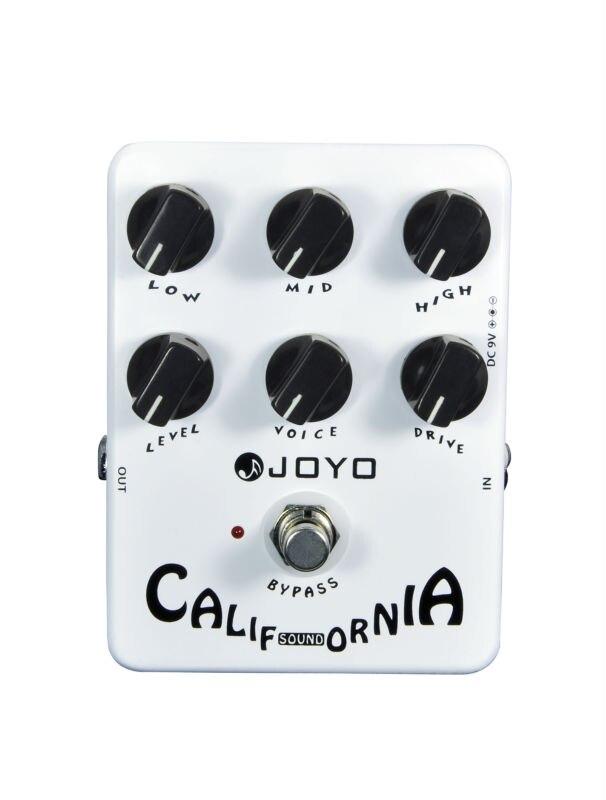 Joyo JF-15 California Sound Electric Guitar Effect Pedal True Bypass Free Shipping<br>