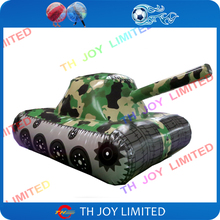 inflatable tank vehicle for advertising / CAMO inflatable tank for CS