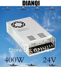 power suply 24v 400w ac to dc ac dc converter  400W 24V 17A Single Output Switching power supply for LED AC to DC smps S-400-24