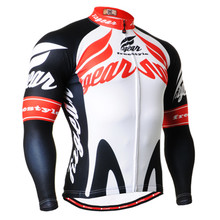 LIFE ON TRACK Mens Cycling Jerseys Bike Shirts Clothings Long Sleeve Hot Sale Bicycle Jerseys Brand Original Outdoor Sports Wear