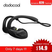 dodocool Bluetooth Earphone IPX4 Headset Headphones NFC Wireless Earphones Microphone AptX Sport Stereo Earphone for Xiaomi HTC