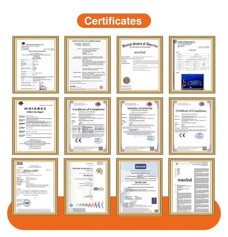 certifaction