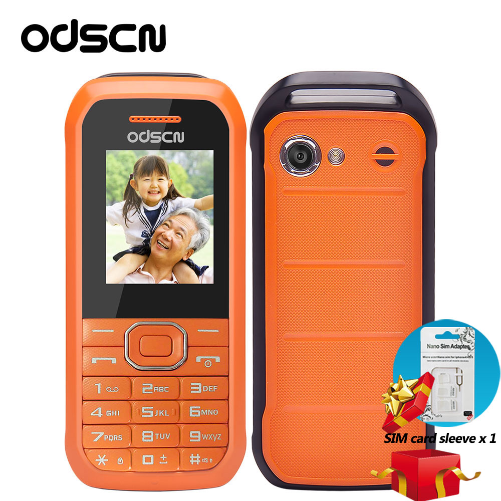 Mini b550 Unlocked Dual Sim cards Cell Phone Russian Menu Old Men GSM Bar Phone With Bluetooth Message MP3 FM cheap mobile Phone(China)