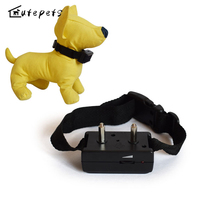 Hot Selling Dog Repellents Stop Barking Electronic Anti Collar Shock No Bark Control Collar for Training Pet Bark Stop