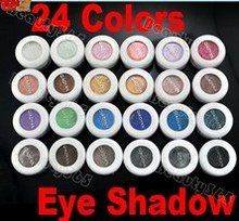 New 2016  24 Color Eyeshadow Palette Pigment Powder Eye Shadow Makeup Cosmetics Beauty,2018 wholesale