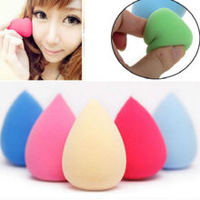 MOONBIFFY Great Beauty Sponge Blender Makeup Blending Foundation Smooth Sponge 2015 New free shipping