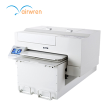 new products high resolution A2 size DTG printer direct to t-shirt printing