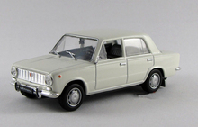 Free Shipping 1:43 Scale Diecast Russia Classic LADA Metal Model Car Toys Fans limited Edition Decoration Vehicle Model Figure
