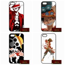 One Piece Monkey D Luffy Cover case for iphone 4 4s 5 5s 5c 6 6s plus samsung galaxy S3 S4 mini S5 S6 Note 2 3 4  DE0998
