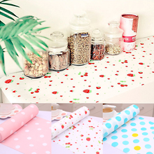 New 1PC 30*300cm Printed Waterproof Skidproof Dustproof PET Material Table Drawer Mat Chest Cabinet Placemat 5Patterns