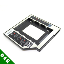 [Free DHL] 9.5mm SATA to SATA Second HDD Caddy Enclosure for Laptop 2.5inch Hard Disk Cheapest - 100pcs