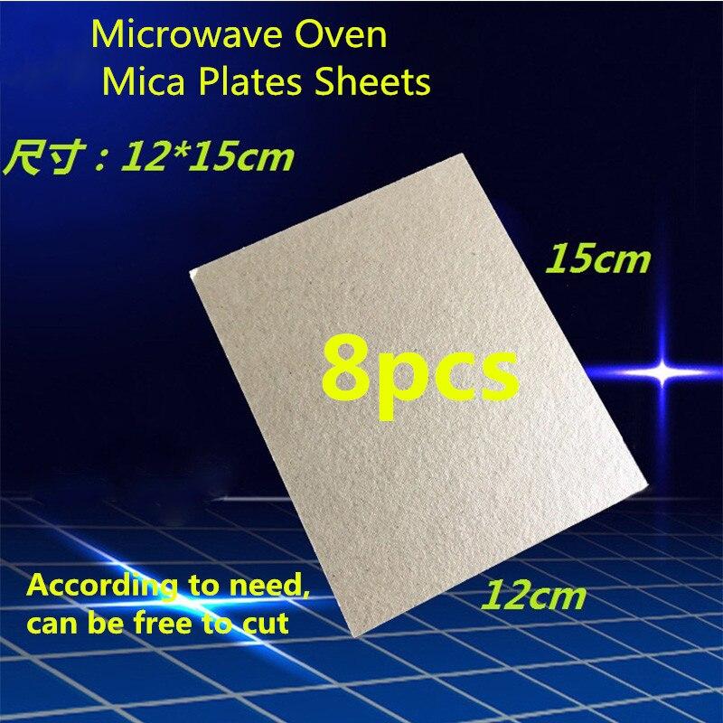 5 teile los hochwertige Mikrowelle Reparatur Teil 150x120mm Glimmer