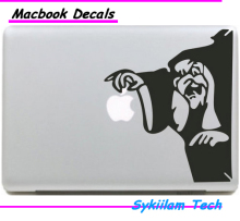 Snow White Cartoon Sticker Witch for apple Macbook Skin Air 11 13 Pro 13 15 17 Retina Decal Laptop Car Wall Vinyl Logo Case