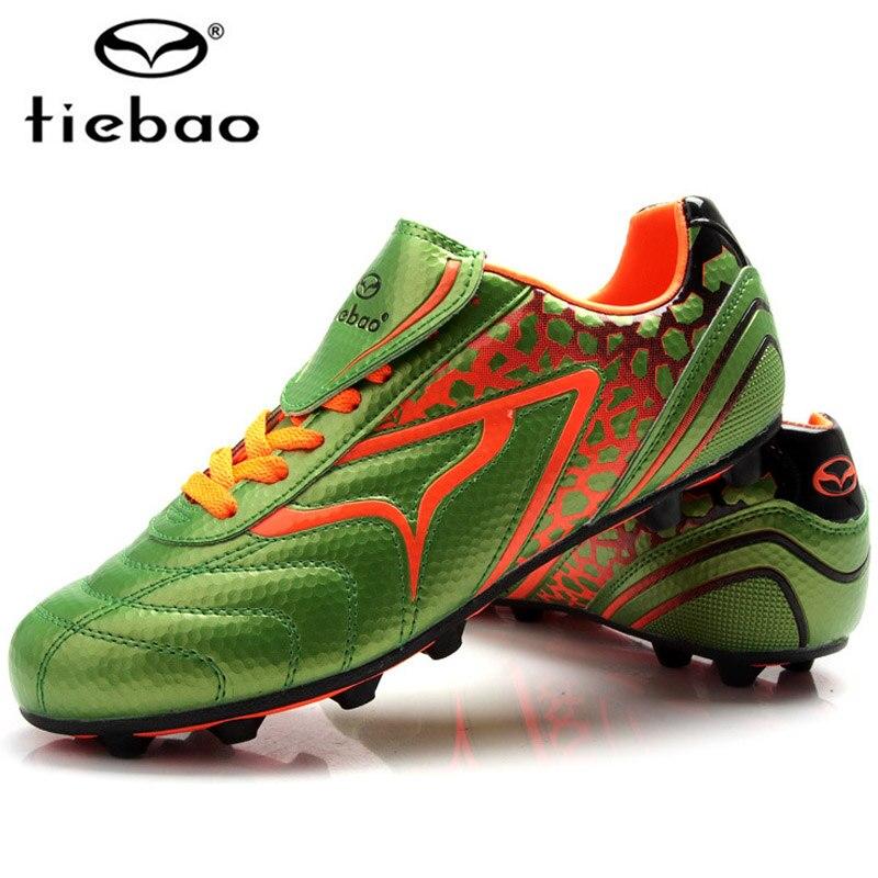 Tiebao football boots mens soccer shoes women botas de futbol specialty soccer boots cleats 3 colors EUR 35-43<br><br>Aliexpress