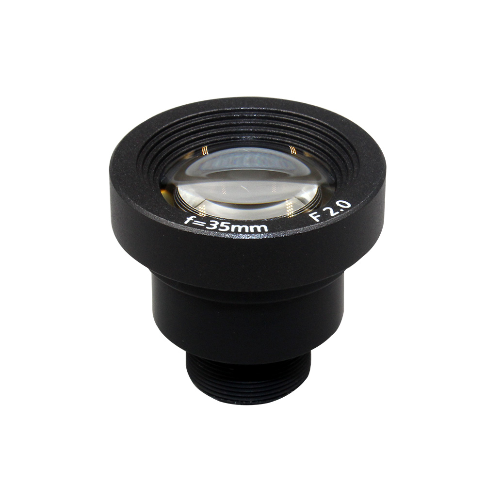 Cameye HD cctv MTV lens 35mm  M12*0.5 Mount 1/3  F1.2 11 degree for security video cameras<br><br>Aliexpress