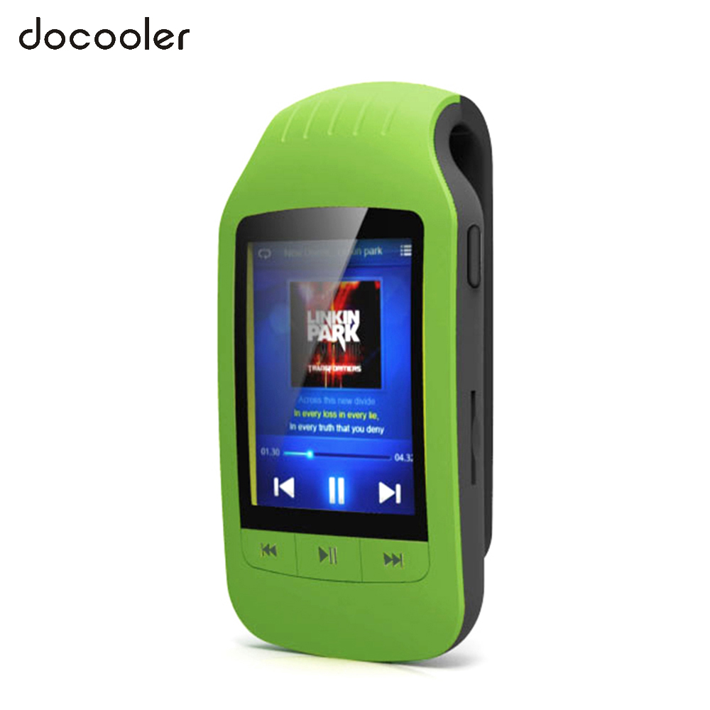 "A505 8GB MP3 Player Support Sport Pedometer Bluetooth FM Radio w/ TF Card Slot 1.8 "" LCD Screen MP3 Stereo Music Player(China (Mainland))"