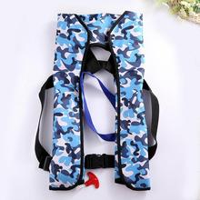 Automatic Inflatable Surfing Life Jacket Adult Swimwear Boating Swimming Water Sports Safety Jacket Water Sport Wear