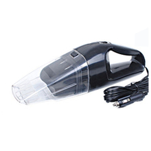 Car Vacuum Cleaner Wet And Dry Dual-use Super Suction 5meter 12V,100W Tile Vacuum Cleaner Black(China)