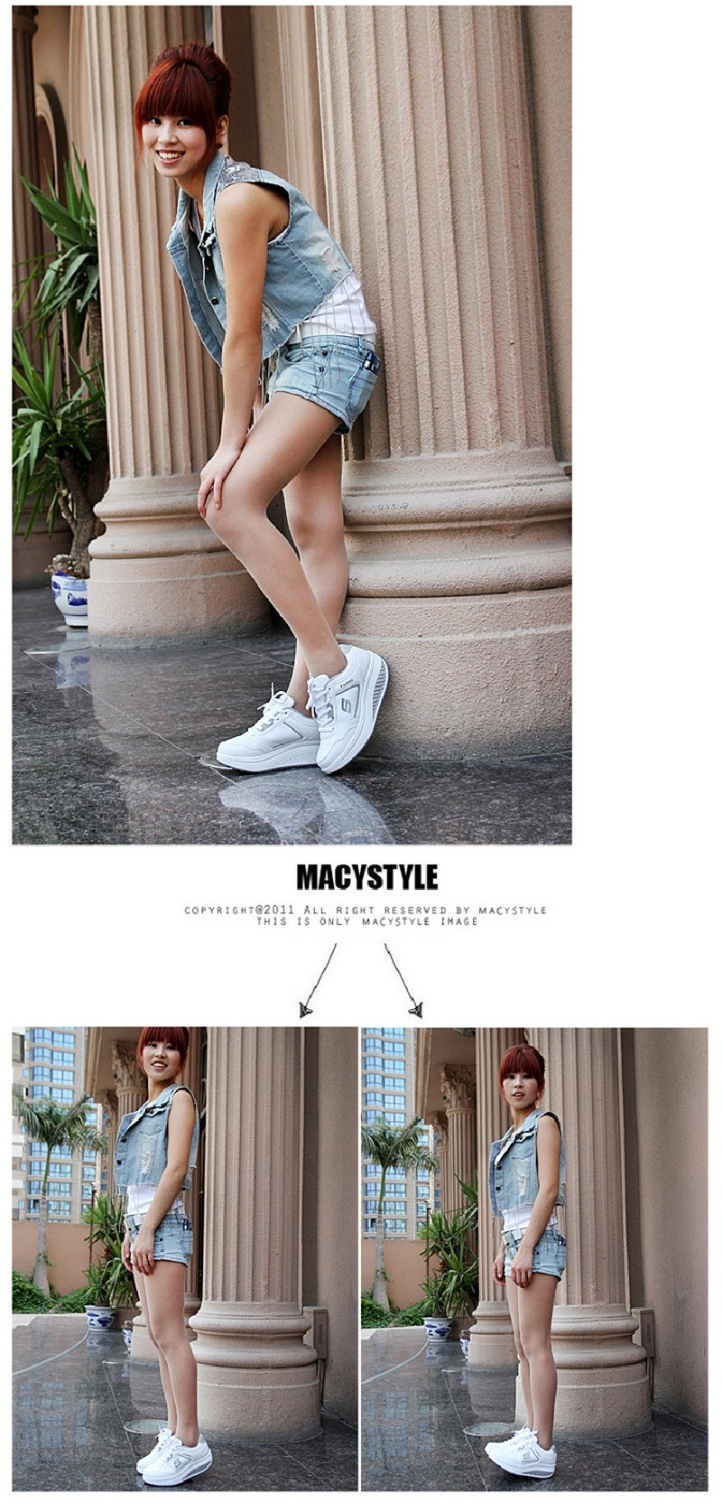 Outdoor Sport Women Running Shoes Ladies Girls Jogging Training Shoes Incerease Platform Pu Leather Running Shoes Women Sneakers