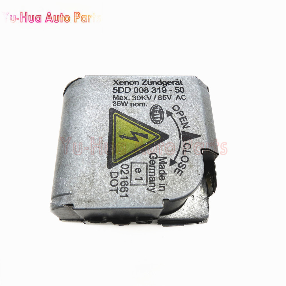 4E0941471 Xenon Ignitor for Hella D2S D2R 6907489 6 907 489 For VW Audi1 Seat Bulb Socket<br>