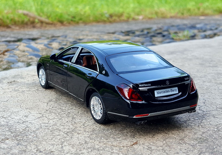 132 For TheBenz Maybach S600 (3)