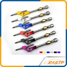 RASTP - Adjustable Short Shifter Extender Pro Circuit Shifter for Honda Civic Integra CRX B16 B18 B20 D Series LS-SFN022(China)