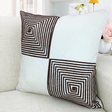 Cotton & Linen Throw  Cushions Pillowcases Decors Wedding Gifts for Office Bedding Sofa Car Bed Room Home