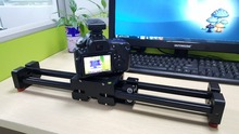 Buy DSLR Camera Video Slider Dolly 50cm Track Rail Stabilizer 100cm Sliding Distance Canon Nikon Sony Photo Studio Accessories for $99.00 in AliExpress store