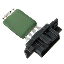 Car Heater Motor Blower Resistor For Fiat Grande Punto Ref Number 55702407