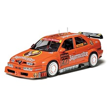OHS Tamiya 24148 1/24 155 V6 Ti Jagermeister Scale Assembly Car Model Building Kits