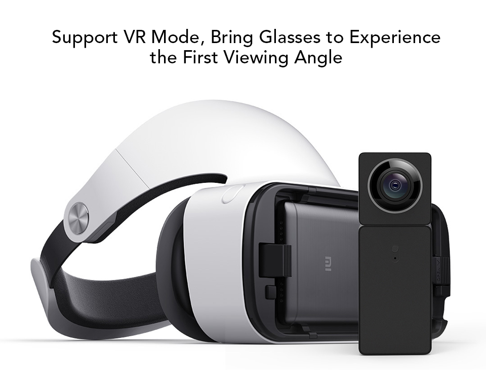 Xiaomi Xiaofang Camera Dual Lens Version Panoramic Smart Network IP Camera Four Screens in One Window Two-way Audio Support VR (12)