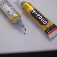 T7000 Glue 15ml T-7000 Black Multipurpose Adhesive Diy Jewelry Rhinestones Fix Touch Screen Middle Frame Housing Glass