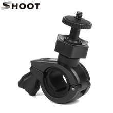 Buy gopro Hero 5 4 3 xiaomi Yi 4K sjcam SJ4000 h9 Bicycle Motorcycle Handlebar Seatpost Clamp Mount DV Camera Accessory for $3.20 in AliExpress store