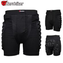 Motocross Shorts Snowboad body Armor Racing MTB Skateboard Skiing Motorcycle Trousers Sport Protective Gear Hip Pad(China)