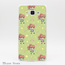 2993CA sailor moon crystal text hellip Transparent Hard Cover font b Case b font for Galaxy