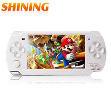 A10 4.3 LCD HD Screen 8GB Memory Handhold Game Console MP4 MP5 Player 9000 Free Games Support Ebook/TV-out/480P Video Camera