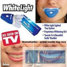 10 pcs Oral hygiene TV Product Teeth whitening Kit white teeth Whitelight White Light Whitener System As Seen OnTV