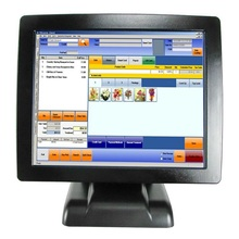 China OEM all in one restaurant touch screen pos system cash register touch screen pos pc epos system(China)
